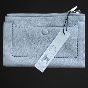 Marc Jacobs Empire City Leather Wristlet-L…